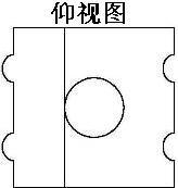 桩尖(空方)